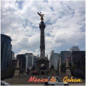 Monumento a la independencia El Angel